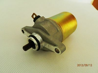 Scooter Moped Starter Starting Motor GY6 49 50 CC GY6 TAOTAO SUNL ROKETA Chinese