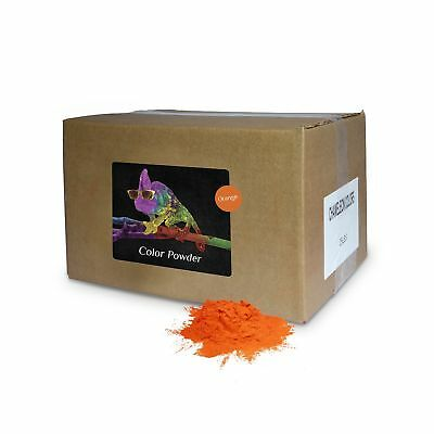 Color Powder Orange 25lb box