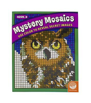 Mindware Mystery Mosaics: Book 3 (Colouring Book)