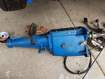 ford gt top loader 4 Speed Manual Gear Box  RUG-AR1