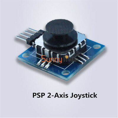 PSP 2-Axis Analog Thumb GAME Joystick Module For Arduino PSP 3V-5V