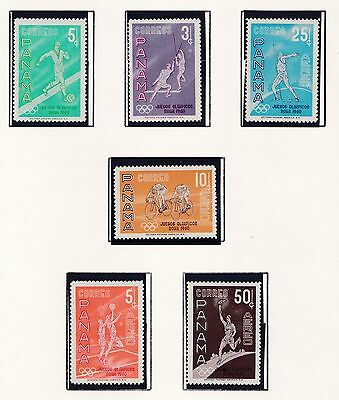Panama     1960  17Th Olympic Games  Mnh