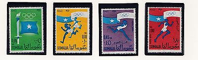 Somalia           1960  17Th Olympic Games   Mnh