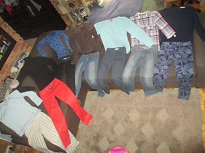 Bulk lot girls sz 16 Long/tall winter clothes inc. Zara/Dickies/H&M/Country Road