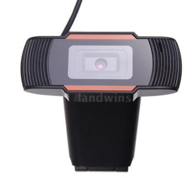 USB Clip-on Webcam Camera HD 12.0 MP Megapixels with Microphone fr Computer