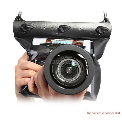 Tteoobl GQ-518L Waterproof Camera Housing Pouch Dry Bag for Canon Nikon R6M9