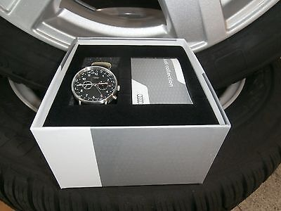 Business - Uhr Audi collection