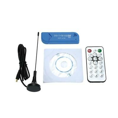 USB 2.0 Digital DVBT SDR+DAB+FM HDTV TV Tuner Receiver Stick RTL2832U+R820T2 UK