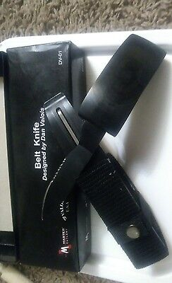 Concealed Knife Buckle And Belt ...new In Retail Box.. • $10.50