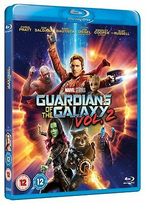 Guardians of the Galaxy: Vol. 2 [Blu-ray]