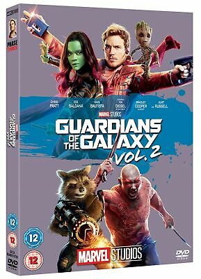 Guardians of the Galaxy: Vol. 2 [DVD]