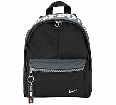 Nike School Backpack Kids Rucksack Sports Gym PE Black Shoulder Bag Unisex Boys