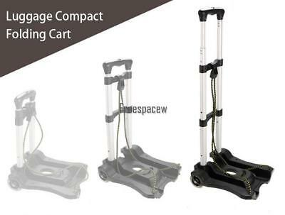 New Heavy Duty  Aluminum Dolly  Hand Truck  with 500 lbs Large Capacity