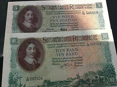 South Africa Bank Notes