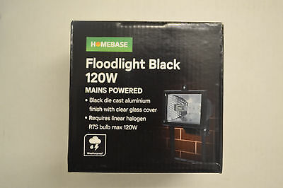 120W Floodlight Security Light Garden work light