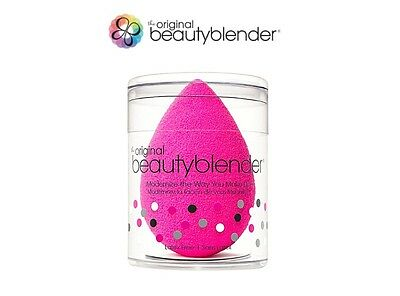 Pink ORIGINAL Beauty blender Sponge Flawless Foundation Make Up Foundation Wedge