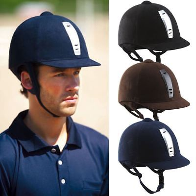 Equi Theme Pony Horse Riding Showing Jumping Competition Protection Hat 51-62