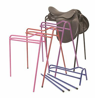 Shires Collapsible Strong Steel Transportation Detachable Legs Saddle Stand