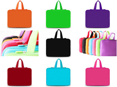 "Waterproof Handle Sleeve Case Bag Cover for 9.7"" 10.5"" Apple iPad Tablet PC"