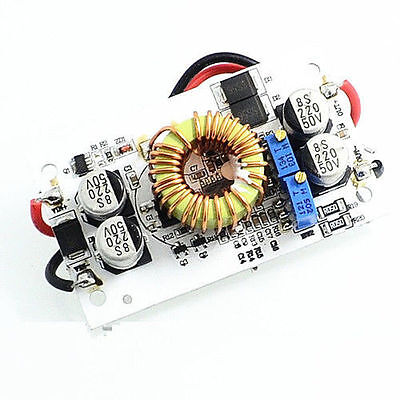 10A DC boost converter Constant Current Mobile Power supply 250W LED Driver ST