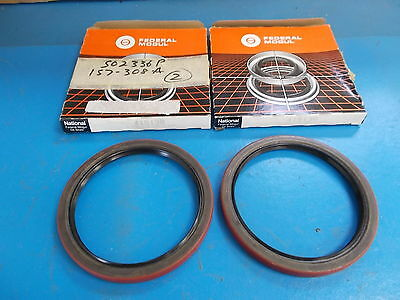 National Federal Mogul Oil Seal 415138, LOT OF 2