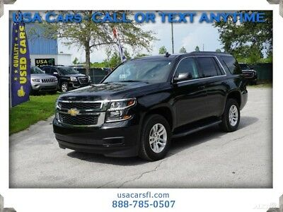 2017 Chevrolet Tahoe LT 2017 Chevy Tahoe LT 4x4 5.3L V8 4WD Navi Leather w /heat Camera OnStar Bose