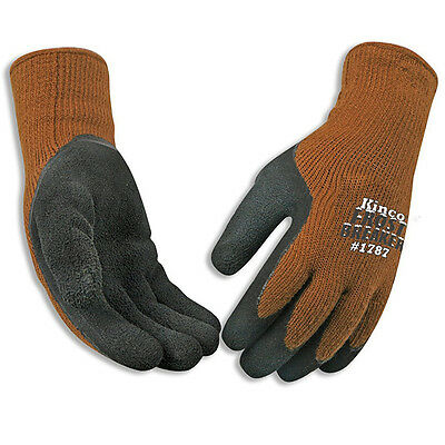 Kinco Frostbreaker Thermal Latex Gripping Gloves, XL