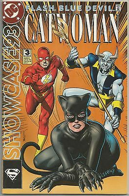 Catwoman #3 : Vintage DC Comic book from March 1993