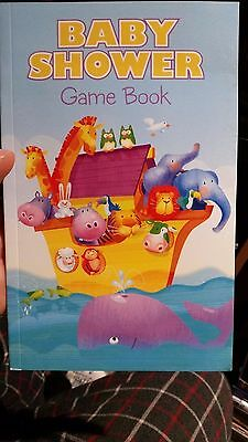Babyshower Two by Two Noah's Ark Game Book 1ct Party Supplies