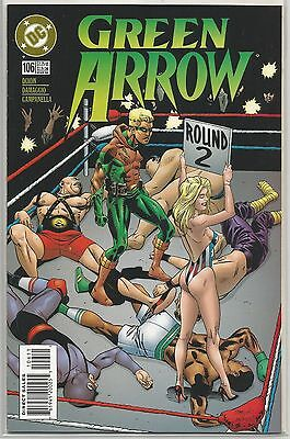 Green Arrow  #106 : Vintage DC Comic book from March 1996