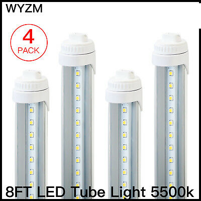8-Pack of 40W R17D T12 8ft LED Tube,8' F96T12/CW/HO LED Fluorescent Tube Replace