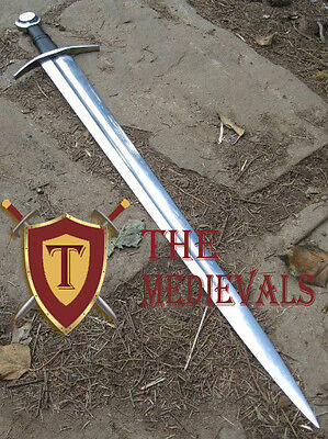 Viking Sword of Chaos Longsword High Carbon Steel Functional