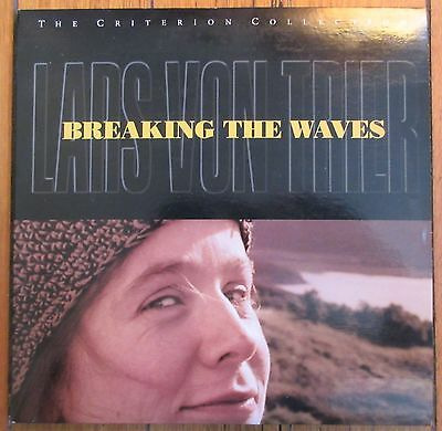 Breaking the Waves (1996) - Criterion Laserdisc - Lars Von Trier / Emily Watson