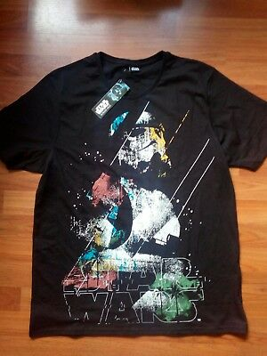 STARWARS rouge one offical tshirt XXL new with tags