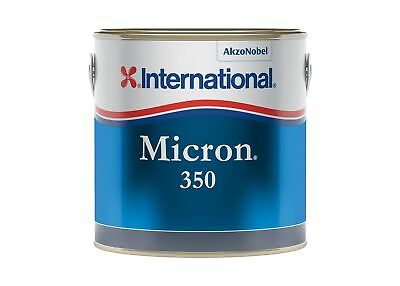 Micron Extra EU International Antifouling 0,75 Lt Bleu Foncé YBB603 Excellentes