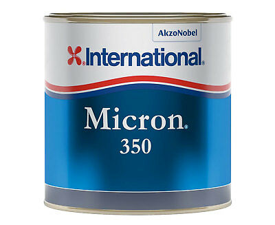 Micron Extra EU International Antifouling 0,75 Lt Bleu YBB602 Excellentes Perfor