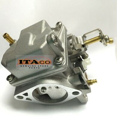 CARBURETOR CARB ASSY 69P-14301 01 00 69S-14301 fit Yamaha Outboard 25HP 30HP 2T