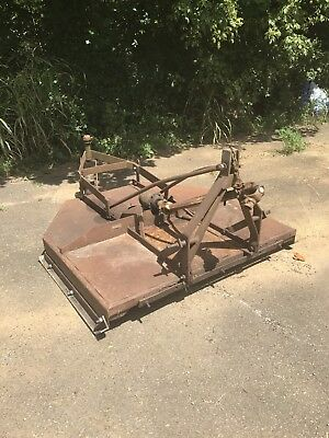 WOODS 3 Point Hitch 5 Foot ROTARY CUTTER - Bush Hog