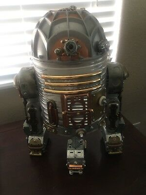 Antique 1 of 1 R2 Astromech Droid - Star Wars Collectible by Gary Weston