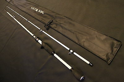 Promotion!! FREE Postage--New ABU GARCIA VERITAS Baitcaster Fishing Rod