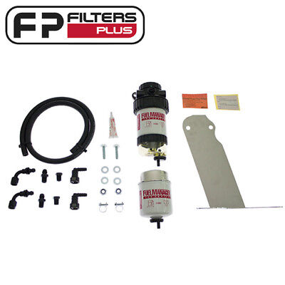 FM621DPK Fuel Manager Kit Removes 99% water from Diesel Protect your Injectors