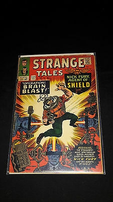 -Strange Tales #141 - Marvel Comics - February 1966 - 1st Print - Nick Fury