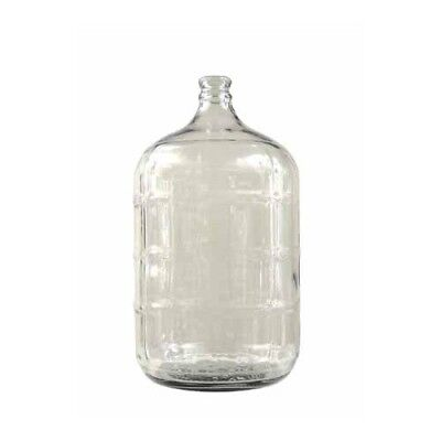 5 Gallon glass carboy- Homebrew Beer Wine Mead Cider Moonshine Kombucha