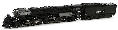 Athearn N  4-8-8-4 Big Boy with Coal Tender, Union Pacific #4000 (DCC and Sound)