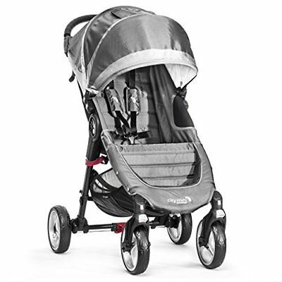 Baby Jogger City Mini 4 - Silla de paseo, color gris