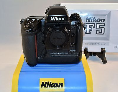 Nikon F5 35mm SLR Film Camera Body Only