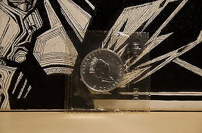 1990 Royal Canadian Mint 1oz Silver Maple Leaf Coin 10%off code COZZIE