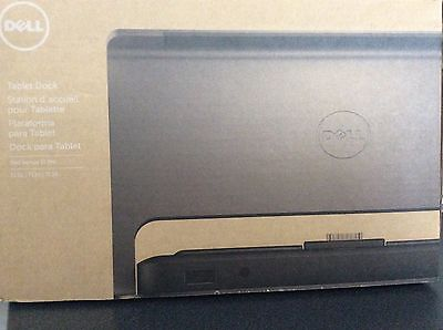 Dell Tablet Dock Station- Dell Venue 11 Pro 5130 | 7130 | 7139  w/ A/C Adapter