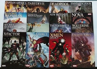 Iron Man by Design Variant Lot 16 VARIANTS (DEADPOOL, IRON MAN, MOON KNIGHT ++)