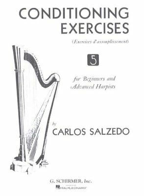 Conditioning Exercises for Beginners And Advanced Harpists: Sheet Music | G. Sch